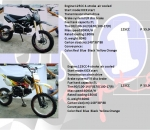 Dirt Bike 125cc P55K